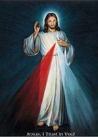Señor de la Divina Misericordia