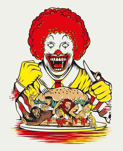 La comida rápida mata