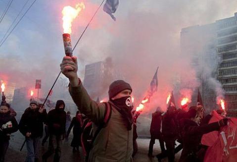 disturbios civiles