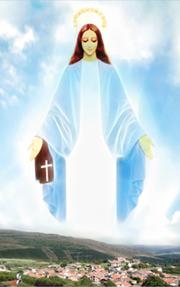 Virgen en Garabandal